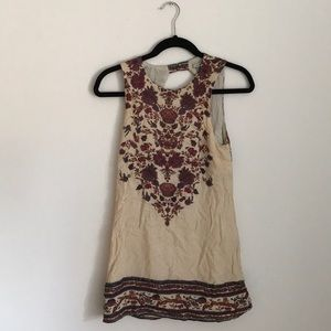 Boho Dress! Ecote from Urban Outfitters